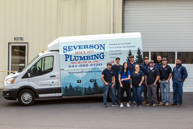 Thanks to SEVERSON LEADING